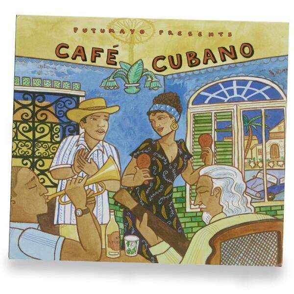Putumayo World Music Cafe Cubano | Das Lädchen