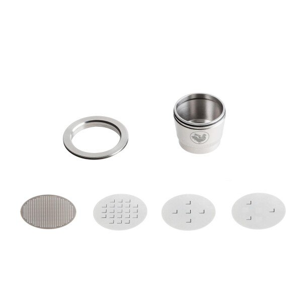 Refillable Capsule for Nespresso - Basic kit - 1 Capsule | Waycap