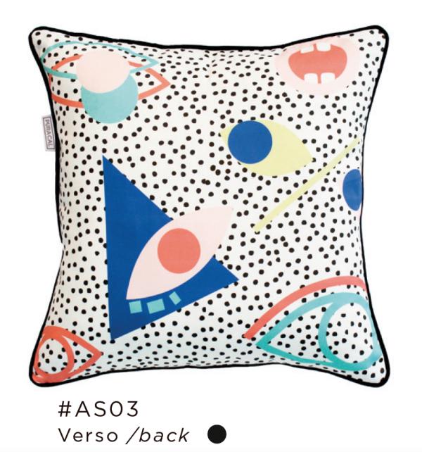 ALL SENSES Cushions - #AS03 | Pura Cal