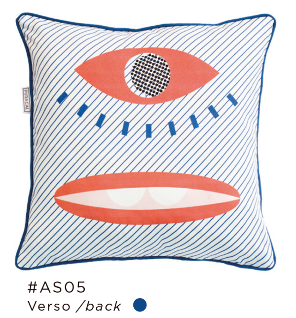 ALL SENSES Cushions - #AS05 | Pura Cal