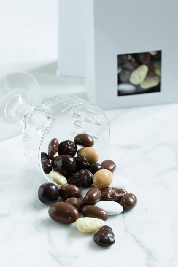 Chocolate snack mix | chokoin