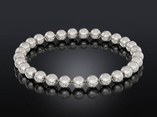 GLOBE - Halskette Silber | BIEGEL Goldschmiede & Juwelier