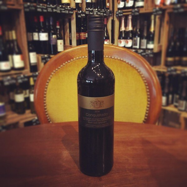 Conquistador - really sweet spanish red wine | Palvino