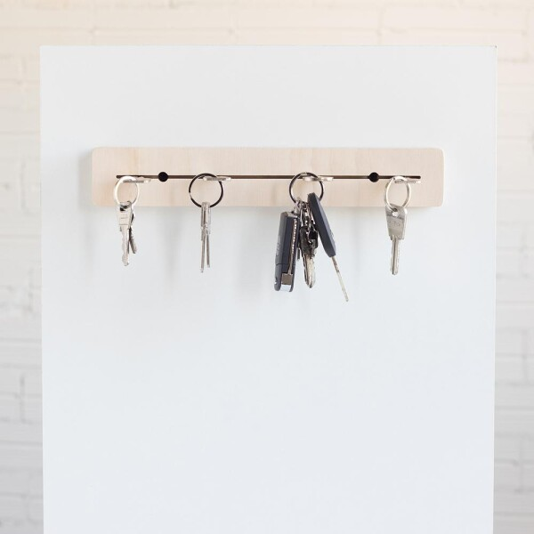Wooden key board DELINE | Debosc