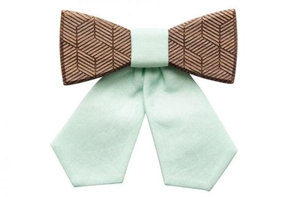 BeWooden Denique wooden bow tie   BeWooden GmbH
