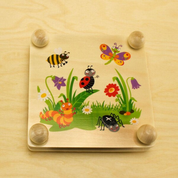Flower press Crackle beetle | Die Werkkiste