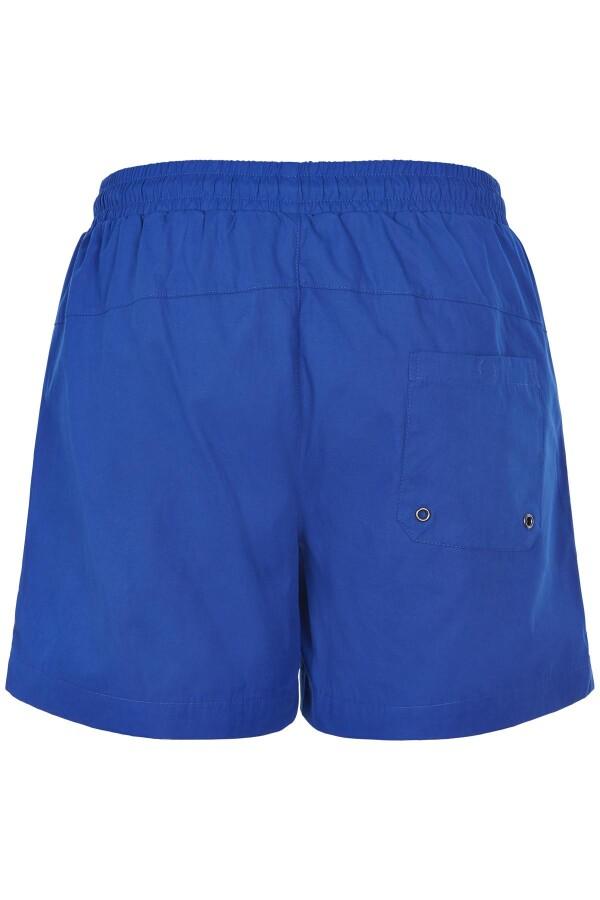 Anerkjendt royal blue Akshark swim shorts   MAERZ