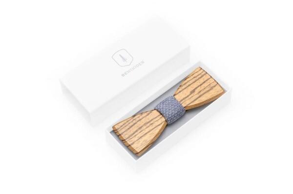 BeWooden Dolor wood bow tie   BeWooden GmbH