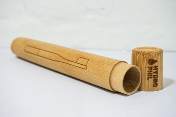 Toothbrushes case made of bamboo | Grinskram - Green Home Market