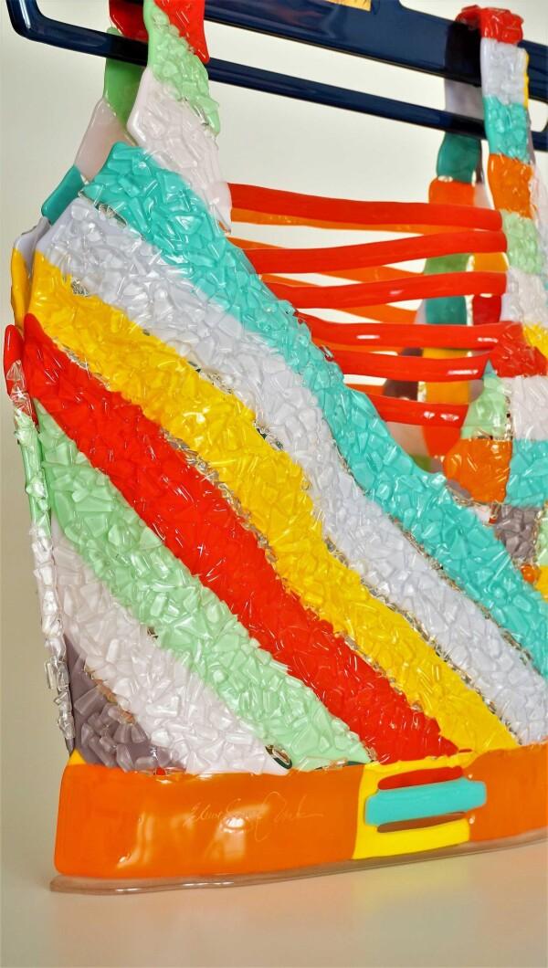 Glass top orange | Design Elena