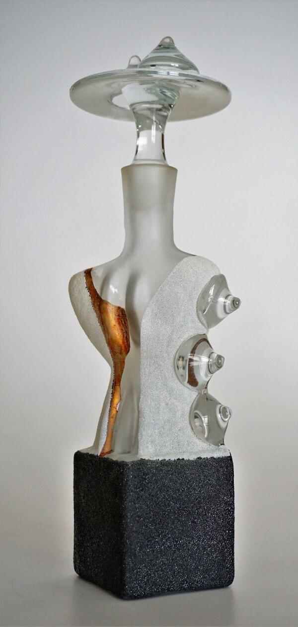 Bottle Capri Duo white | Design Elena