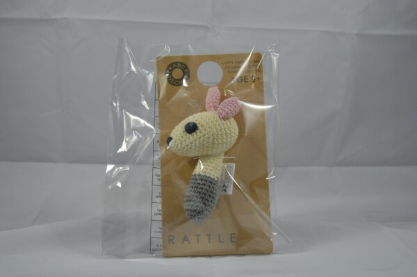 Baby rattle mouse | LAND- KINDer