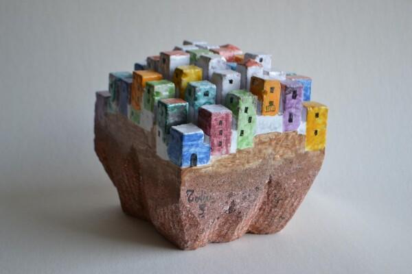Manarola | Todini- sculture d'arredamento
