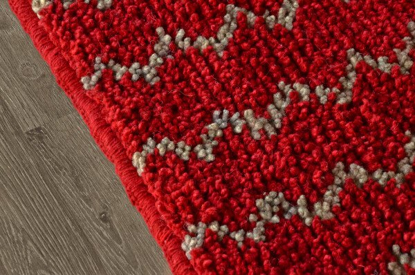 Wool rug - Zigzag | Ariee Home & Gifts