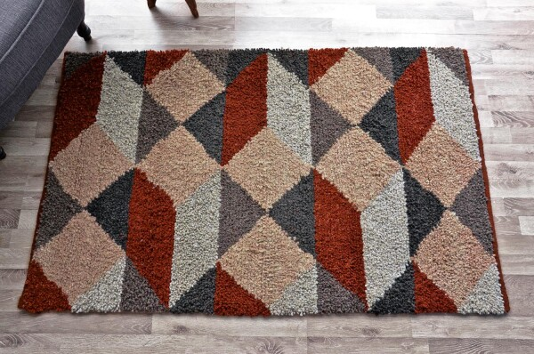 Wool rug - The 50s | Ariee Home & Gifts