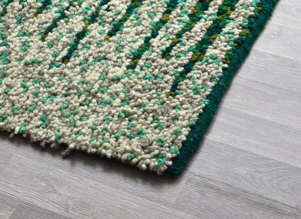 Wool rug - Comb design | Ariee Home & Gifts