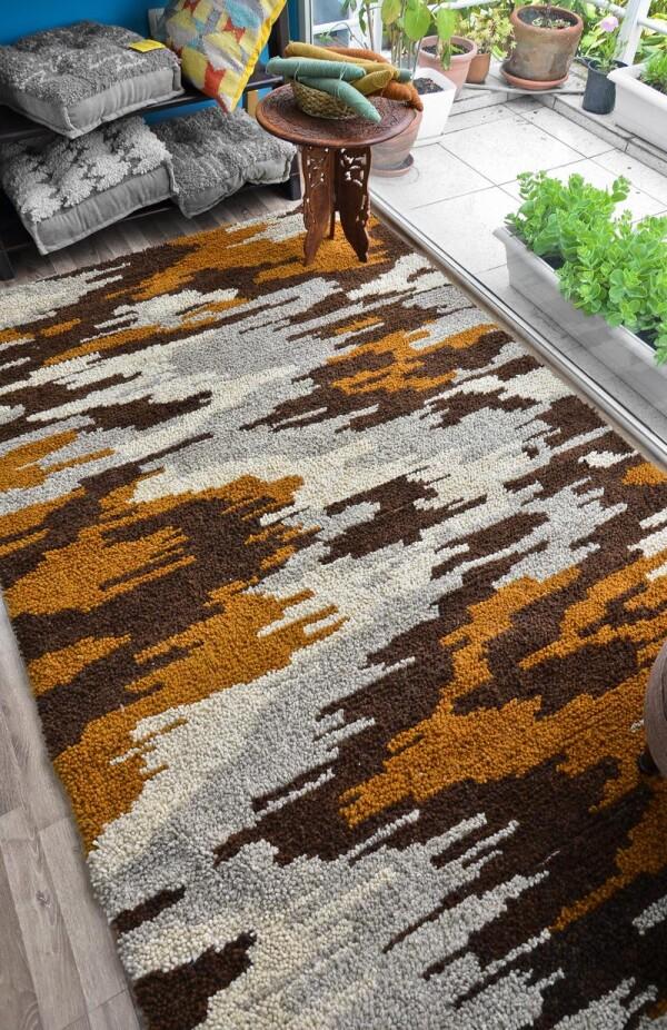 Wool rug - Earth | Ariee Home & Gifts