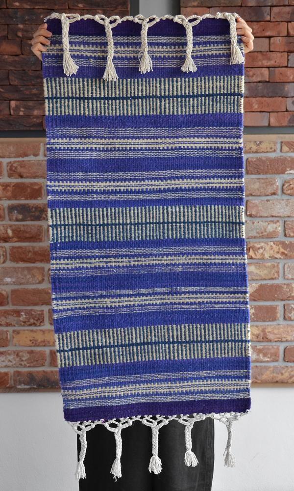 Kilim runner_Blue | Ariee Home & Gifts