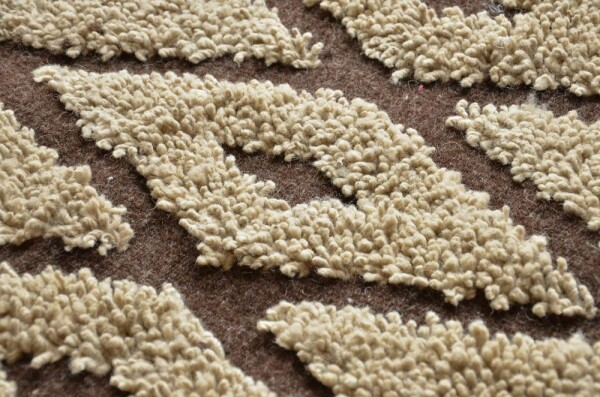 Wool rug - Romb | Ariee Home & Gifts