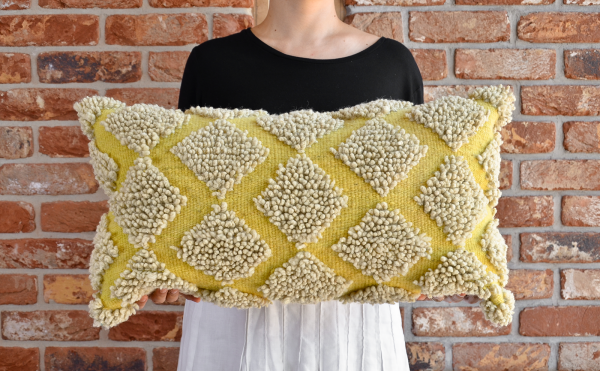 Wool cushion cover | Ariee Home & Gifts