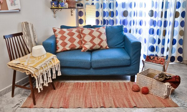 Kilim - Pomegranate   Ariee Home & Gifts