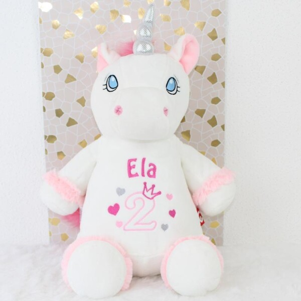 Sweet cuddly bunny individually embroidered DUPLICATE | Kala Mia