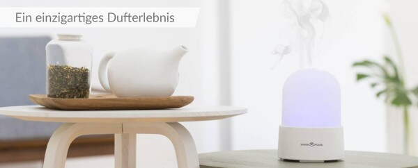 Room scent of diffuser: