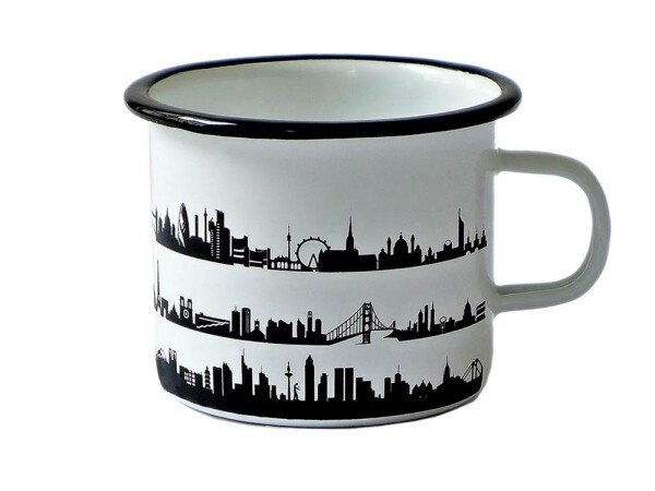 Enamel Cup 9CE - large | 44spaces