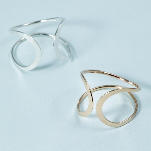 Endless Loop Ring | KTcollection