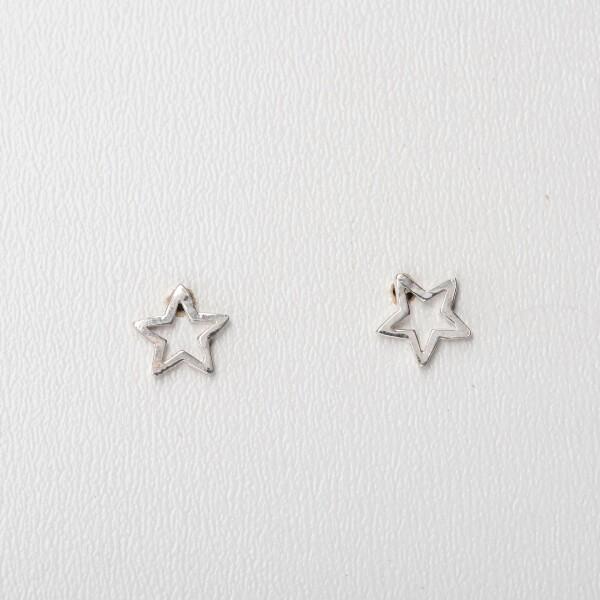 Earrings with cat's head sterling silver DUPLICATE | Perlenmarkt