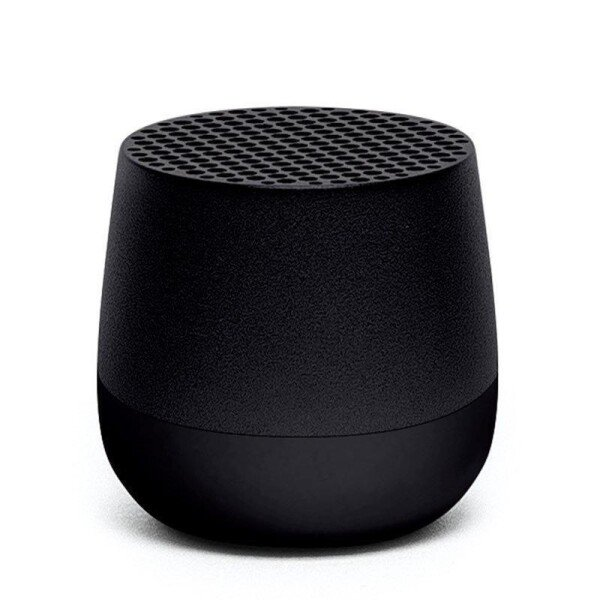 Lexon Black 3W Portable Bluetooth Speaker   Market Lifestore Bikini Box