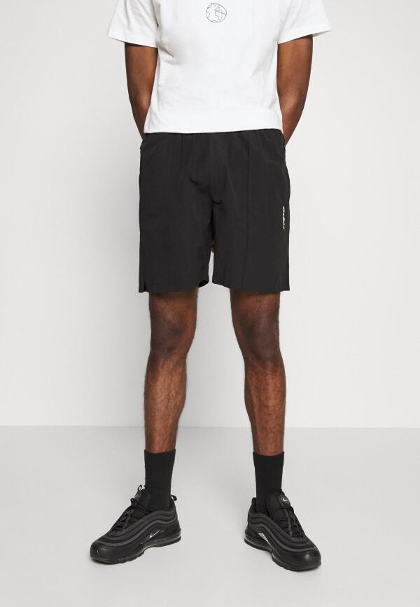 Woodbird black Hansi training pants | MAERZ