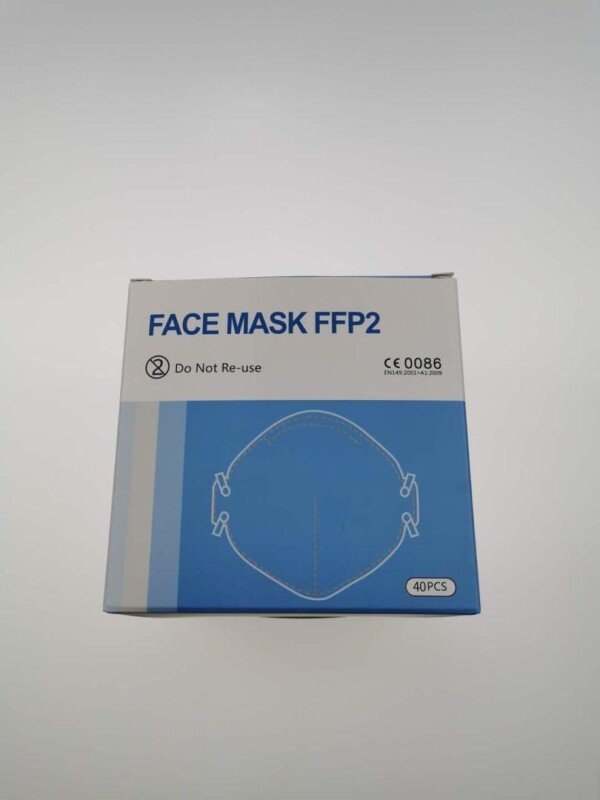 FFP2 protective mask pack of 40   SugarB2B