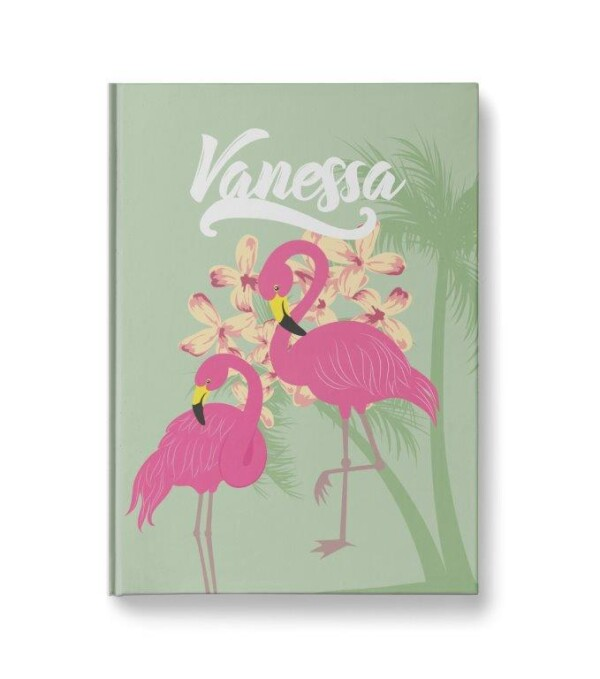 Personalized Diary A5