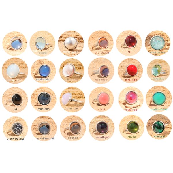 artjany ring mint patina | artjany - Kunstjuwelen