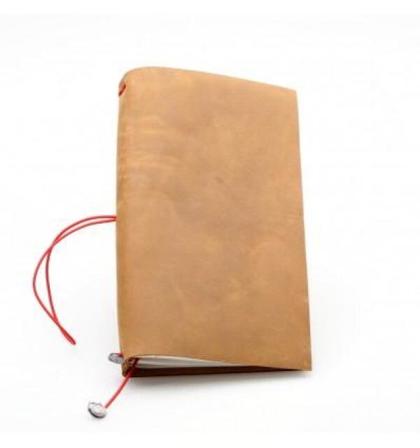 Notebook in leather cover | germanmade