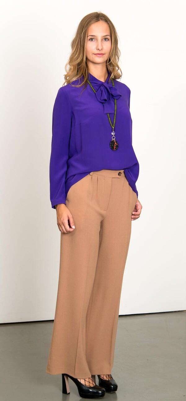 Silk blouse   L - GABRIELLE