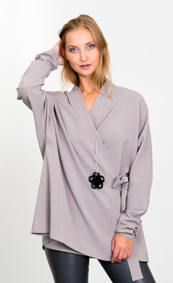 Casual kimono blouse | L - GABRIELLE