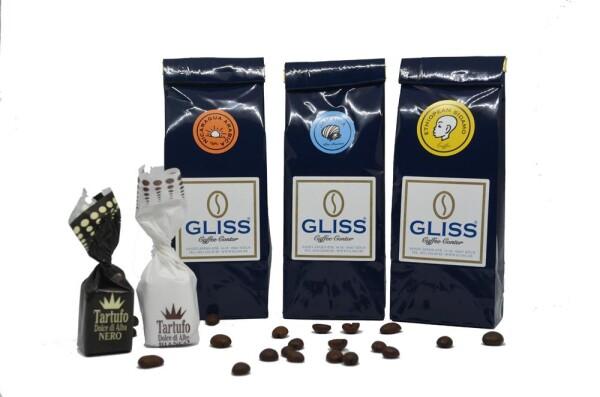 Kaffeetriologie | GLISS Caffee Contor