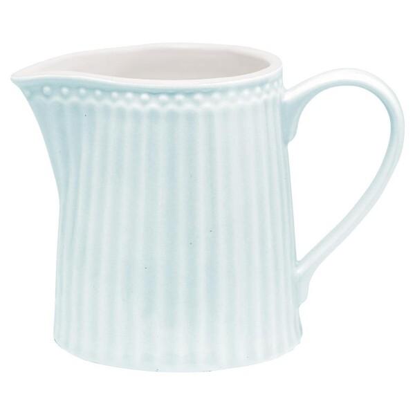 GreenGate Creamer Alice light blue | Nordic Home