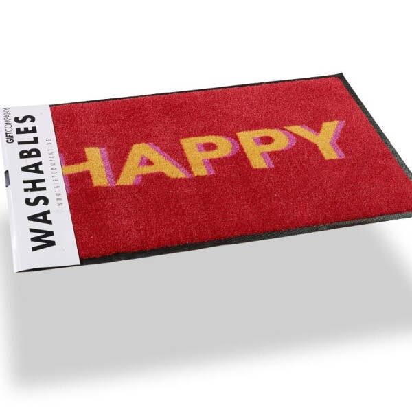 Washable doormat from GiftCompany | Das Lädchen