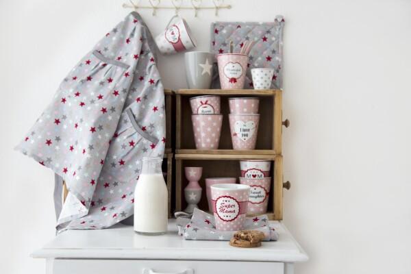 Cup Lid SILICONE LID PINK Mug Mug | WohnGlanzVilla