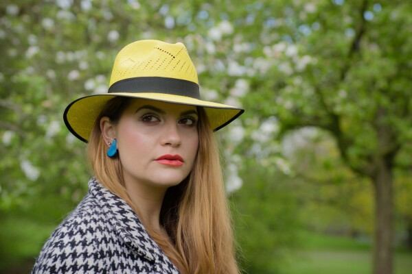 Panamahut - Yellow - Panamahat | Bizar_Cologne