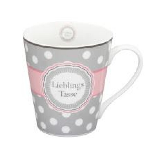 FAVORITE MUG Cup coffee mug with handle | WohnGlanzVilla
