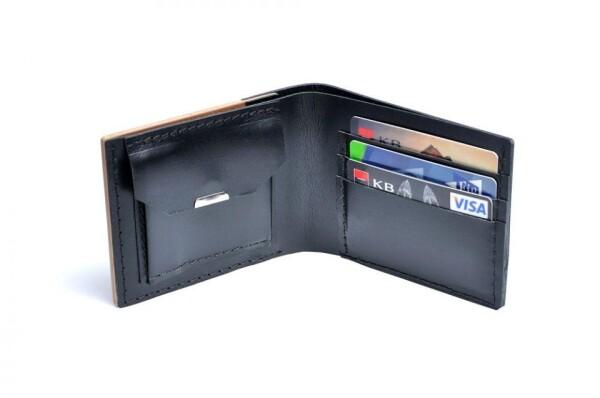 BeWooden wooden wallet Nox Virilia | BeWooden GmbH