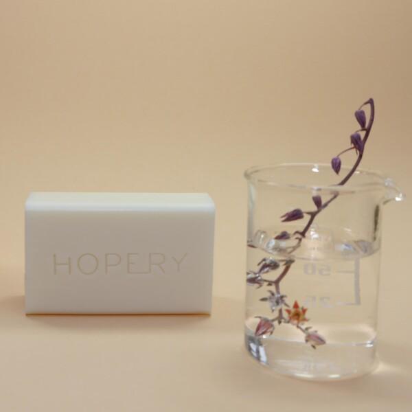 Palm oil-free soap from Hopery Lime grapefruit   Herzberg