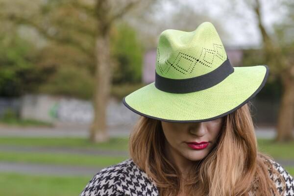 Panamahut - Green - Panamahat | Bizar_Cologne