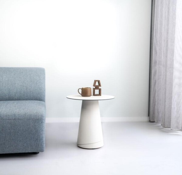 Ign_re Amsterdam - Wrap Side Table Anthracite   Silverview