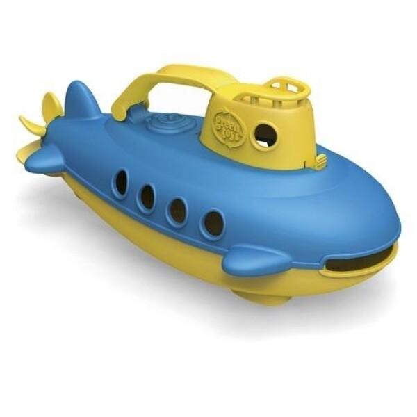 Green Toys submarine | KLEINE FISCHE