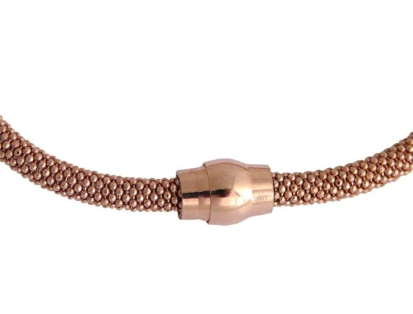 Bracelet 925 Silver Rose Gold plated | Gemshine Schmuck